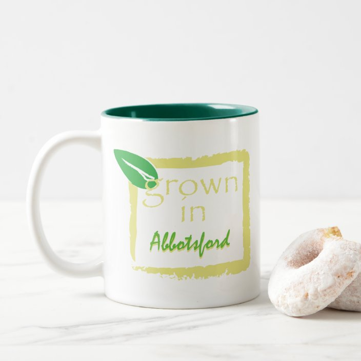 Grown in Abbotsford Drinkware