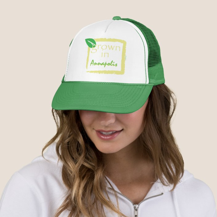 Grown in Annapolis Mesh Hat