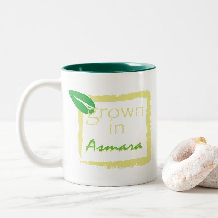 Grown in Asmara Drinkware