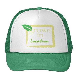 Grown In... Hat