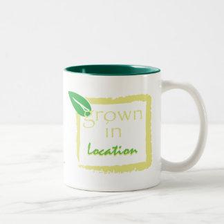 Grown In Coffee Mug