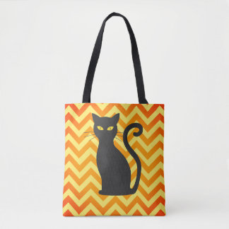 Grown Up Trick or Treat Halloween Tote Bag