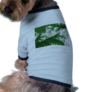 Growth 1 - Fractal Art Doggie T Shirt