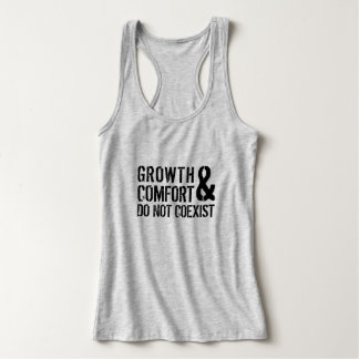 Growth and comfort   racer back tank