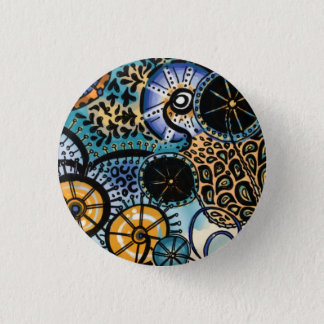 Growth in 3 Directions 2 Pinback Button