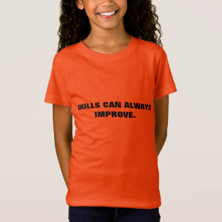 Growth Mindset T-shirt: Skills II T-Shirt