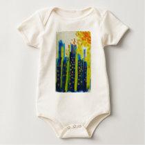 growth patterns baby bodysuit