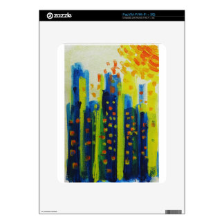 growth patterns decal for the iPad