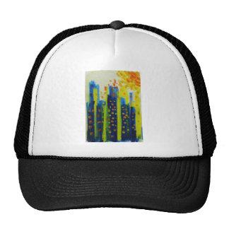 growth patterns trucker hat