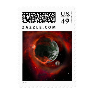 Growth Postage Stamps