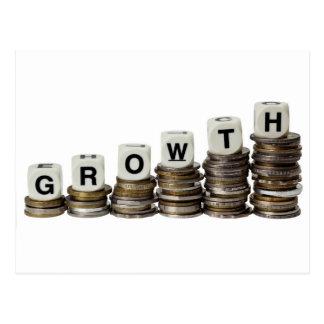 Growth Postcard