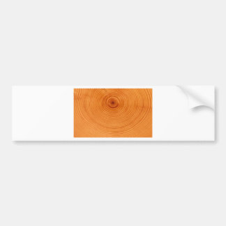 Growth Ring Bumper Sticker