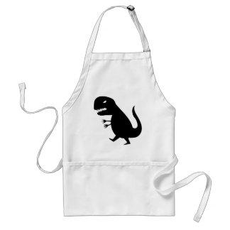 Grr Dinosaur Apron