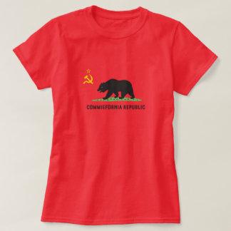 Grrls Commiefornia T-Shirt