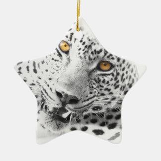 grrr ceramic ornament