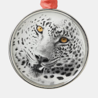 grrr metal ornament