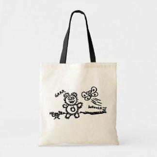 Grrr! Whoosh! Bag