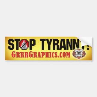 GrrrGraphics Bumper Sticker