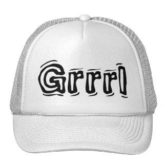GRRRL Trucker Hat