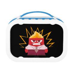 GrrrRRR! Yubo Lunch Box