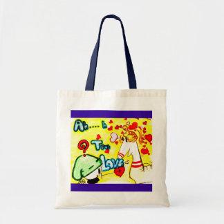 Grrr's crush bag