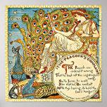 Grúa 16 de Ejemplo-Gualterio del Poster-Vintage