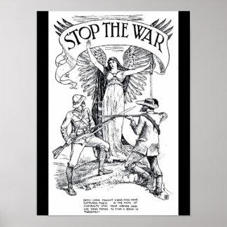 Grúa 46 de Ejemplo-Gualterio del Poster-Vintage Póster