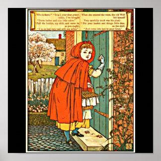 Grúa 55 de Ejemplo-Gualterio del Poster-Vintage Póster