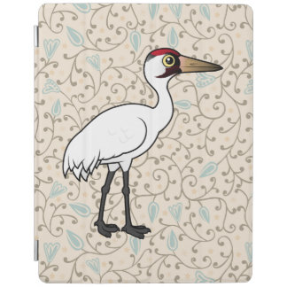 Grúa que chilla de Birdorable Cover De iPad