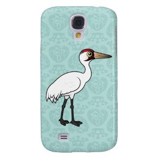 Grúa que chilla de Birdorable Funda Para Galaxy S4