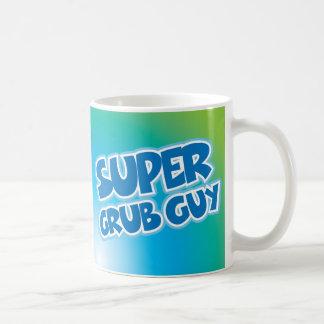 Grub Guy - Super Grub Guy Coffee Mug