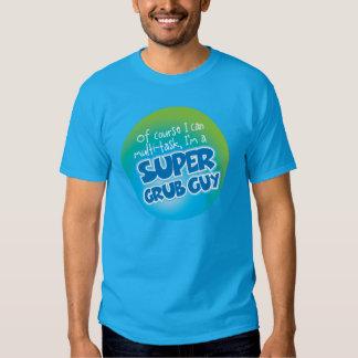 Grub Guy - Super Grub Guy T-shirt
