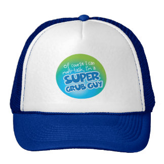 Grub Guy - Super Grub Guy Trucker Hat