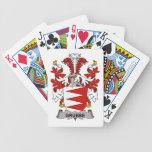 Grubbe Family Crest Bicycle Card Deck