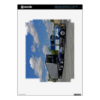 Grubb's W900A iPad Skin