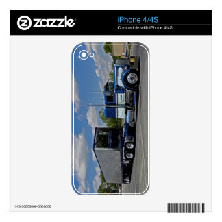 Grubb's W900A iPhone Skin iPhone 4 Decals