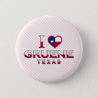 Gruene, Texas Button