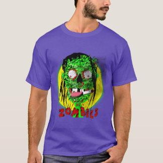 Gruesome Apocalypse Walking Dead Zombie Graphic T-Shirt