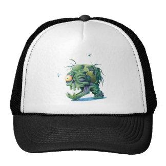 gruesome zombie dead head hats