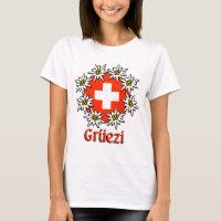 Gruezi Ladies Baby Doll T-Shirt