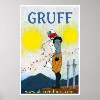 Gruff Poster