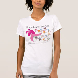 Grumblers for the Cure T-Shirt