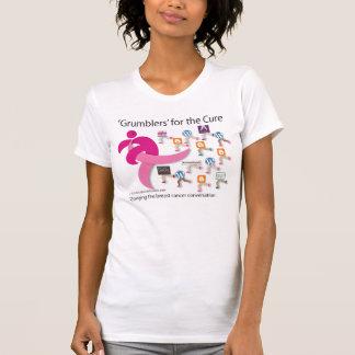 Grumblers para la curación camisetas
