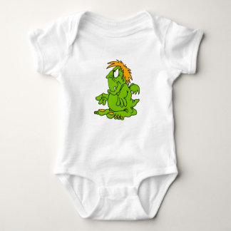 Grumbly poco dragón playera
