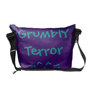 Grumblyterror Courier Bags