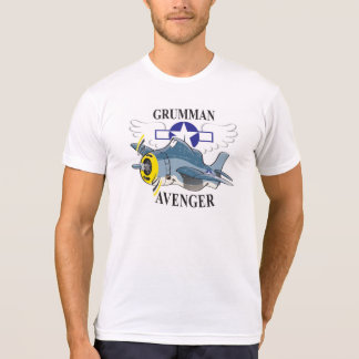 grumman avenger t shirt