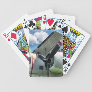 Grumman C-1A Trader Bicycle Playing Cards