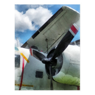 Grumman C-1A Trader Postcard