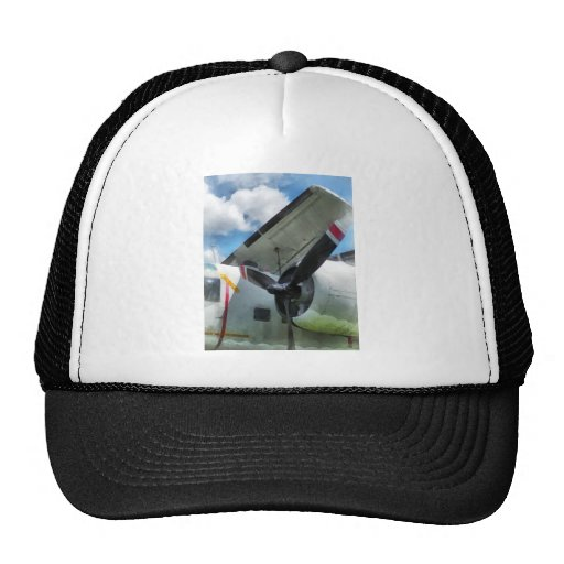 Grumman C-1A Trader Trucker Hat