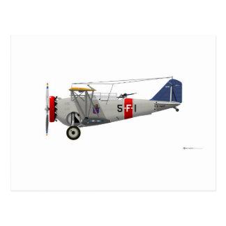 Grumman F1F-1 Postcard